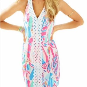 Lilly Pulitzer Out to Sea Lynn Dress